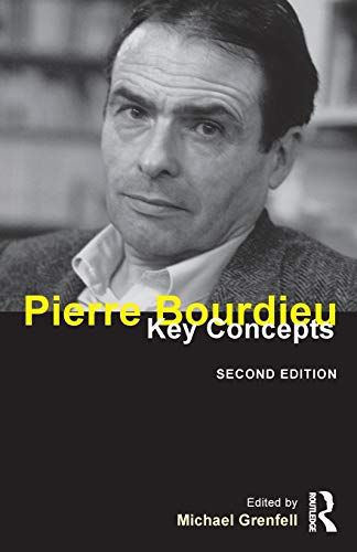 Pierre Bourdieu by Michael James Grenfell