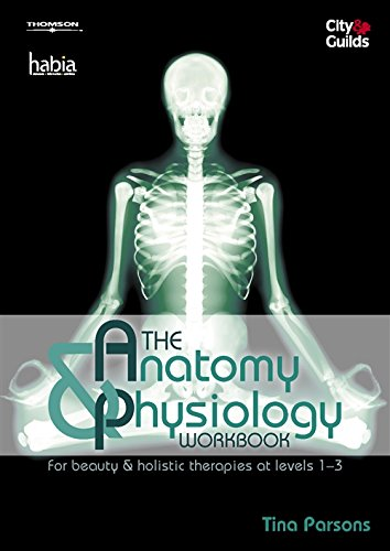 The Anatomy and Physiology Workbook: For Beauty and Holistic Therapies at Level 1-3 by Tina Parsons