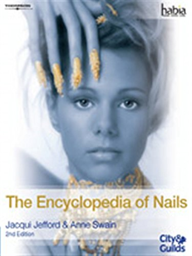 The Encyclopedia of Nails by Jacqui Jefford