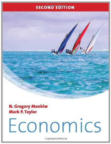 Economics by N. Gregory Mankiw