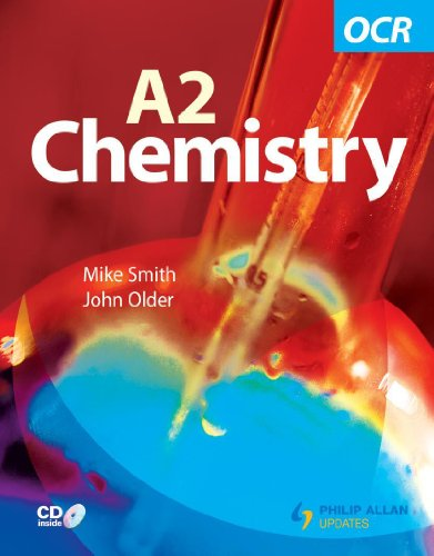 OCR A2 Chemistry: Textbook by John Older