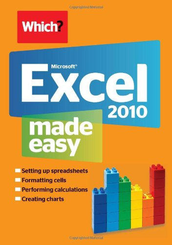 Microsoft Excel 2010 Made Easy by Lynn Wright