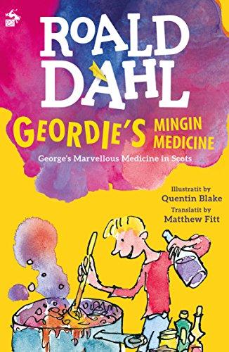 Geordie's Mingin Medicine by Roald Dahl