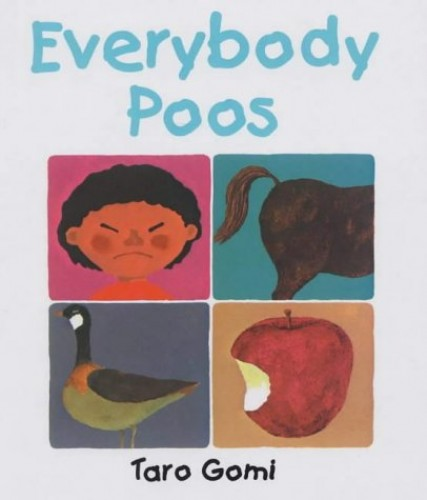 Everybody Poos by Taro Gomi