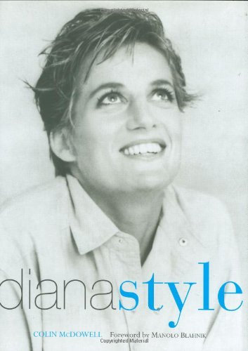 Diana Style by Colin McDowell