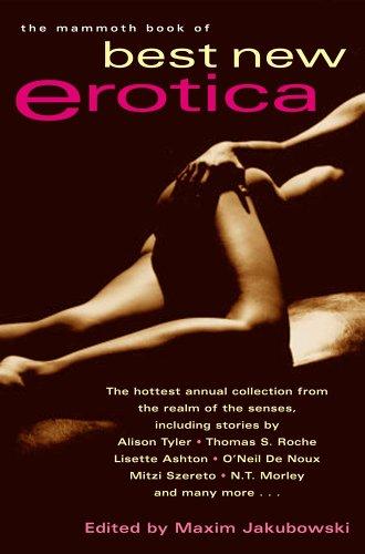 The Mammoth Book of Best New Erotica: v. 5 by Maxim Jakubowski