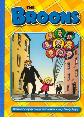 Broons Annual: Scotland's Happy Family That Makes Every Family Happy: 2010 by