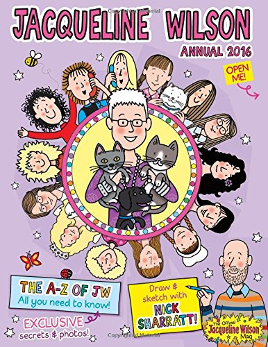 Jacqueline Wilson Annual: 2016 by
