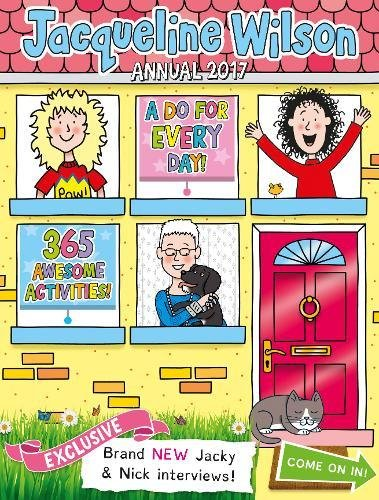 The Jacqueline Wilson Annual 2017: 365 Awesome Activities! by