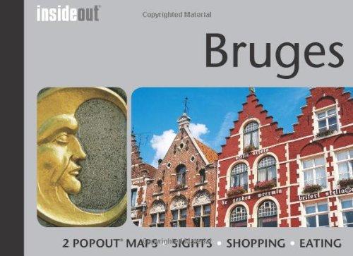 Bruges Travel Guide: Pocket Travel Guide for Bruges Including 2 Pop-up Maps by