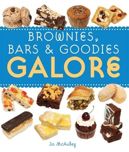 Brownies, Bars & Goodies Galore by Jo McAuley