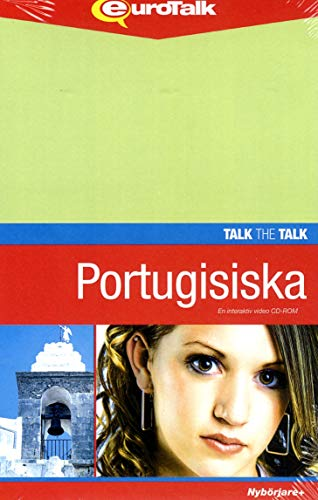 Talk the Talk - Portuguese: An Interactive Video CD-ROM. Beginners+ Level by EuroTalk Ltd.