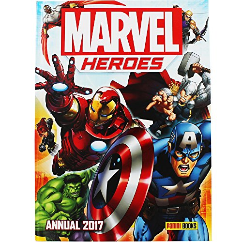 Marvel Heroes Annual: 2017 by