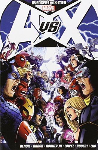 Avengers Vs. X-men by Brian Bendis