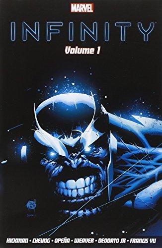 Infinity: Volume 1 by Jonathan Hickman