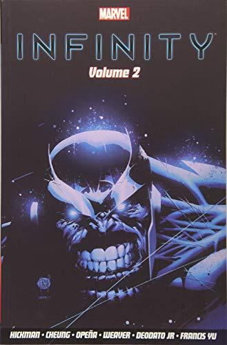 Infinity Volume 2 by Jonathan Hickman