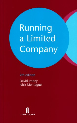 Running a Limited Company by David Impey