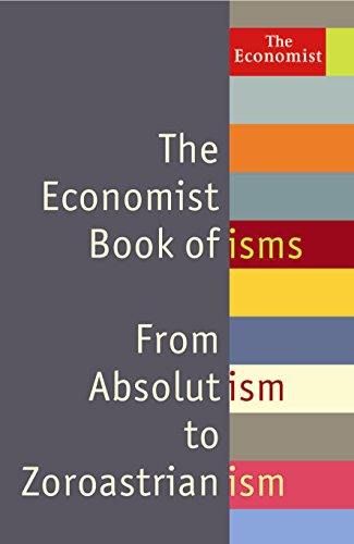 """The """"Economist"""" Book of Isms by John Andrews"""