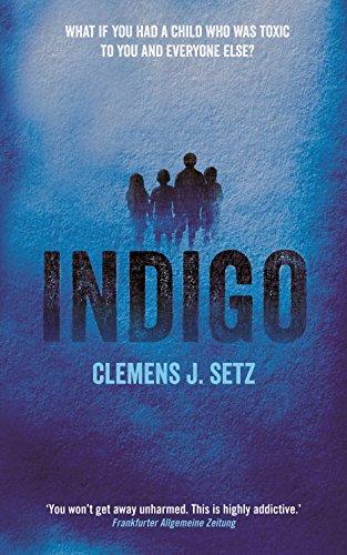 Indigo by Clemens J. Setz