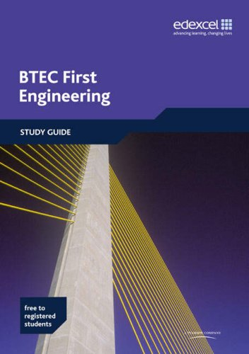 BTEC First Study Guide: Engineering by Len Freeman