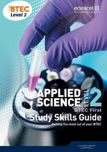 BTEC Level 2 Applied Science Study Skills Guide by