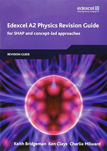 Edexcel A2 Physics Revision Guide by Ken Clays