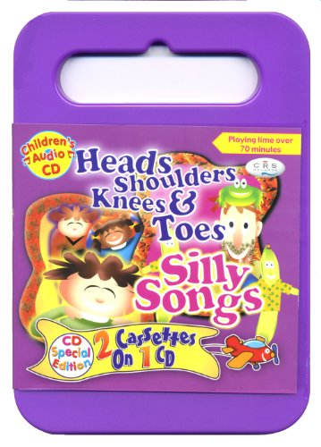 Heads Shoulders Knees and Toes-silly Songs by