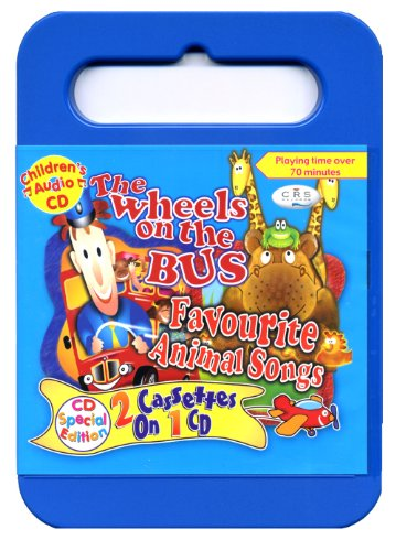 The Wheels on the Bus-Favourite Animal Songs by