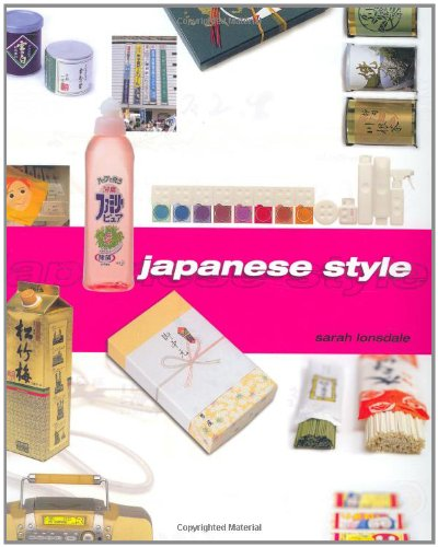Japanese Style by Sarah Lonsdale