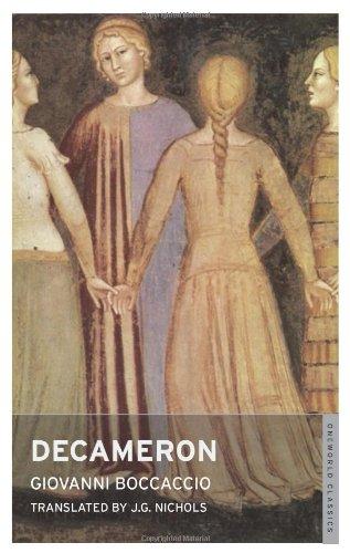 Decameron (Oneworld Classics)