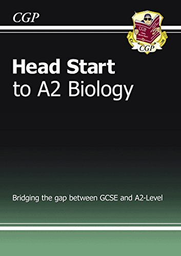 Head Start to A2 Biology by CGP Books