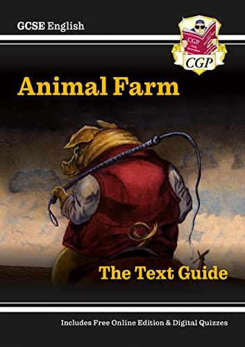 GCSE English Text Guide - Animal Farm by CGP Books
