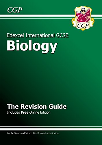 Edexcel Certificate/International GCSE Biology Revision Guide (with Online Edition) by CGP Books