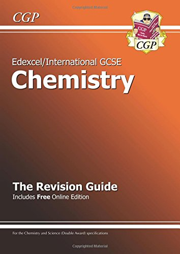 Edexcel Certificate/International GCSE Chemistry Revision Guide (with Online Edition) by CGP Books