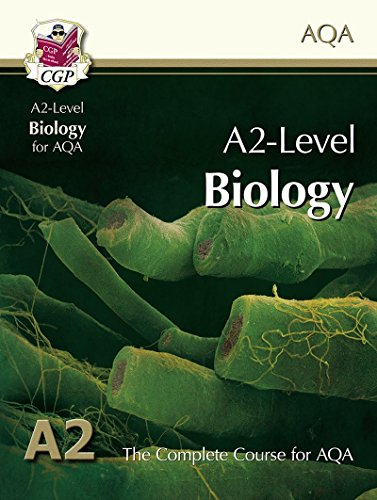A2 Level Biology for AQA: Student Book by CGP Books
