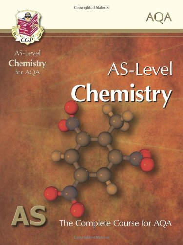 AS Level Chemistry for AQA: Student Book by CGP Books