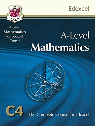 AS/A Level Maths for Edexcel - Core 4: Student Book by CGP Books