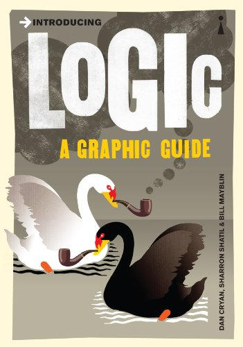 Introducing Logic: A Graphic Guide by Dan Cryan