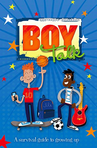 Growing Up: Boy Talk: A Survival Guide to Growing Up by Caroline Plaisted