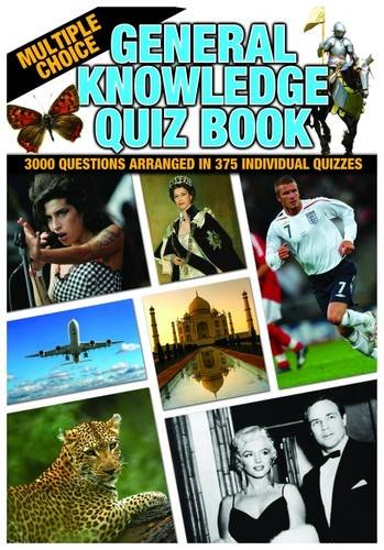 Multiple Choice General Knowledge Quiz Book by