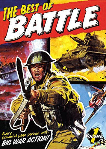"""The Best of """"Battle"""": v.1 by Titan Books"""
