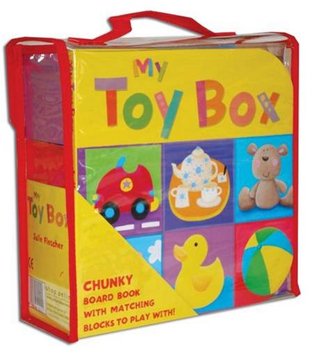 My Toy Box by Julie Fletcher