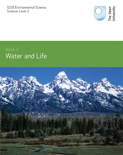 Water and Life by R.A. James