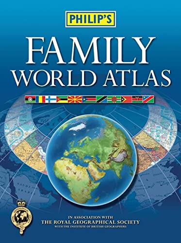 Philip's Family World Atlas by