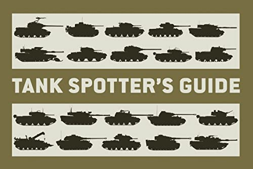 Tank Spotter's Guide by Marcus Cowper