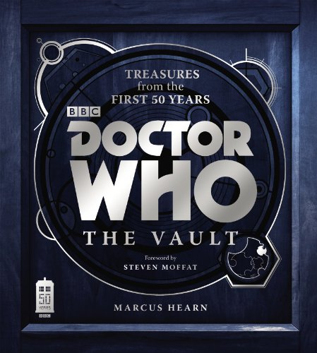 Doctor Who: The Vault by Marcus Hearn