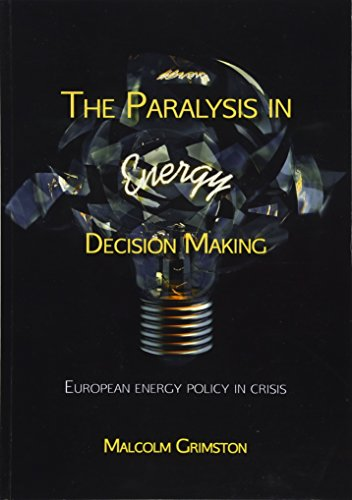 The Paralysis in Energy Decision Making by Malcolm Grimston
