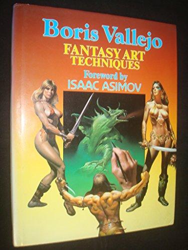 Fantasy Art Techniques by Boris Vallejo