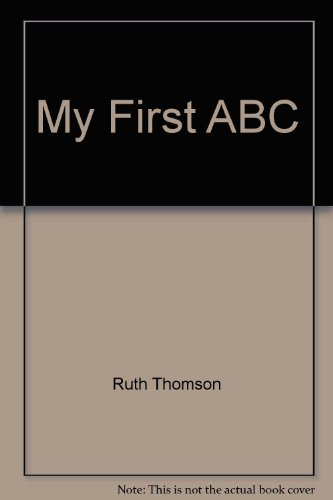 My First ABC P/B by