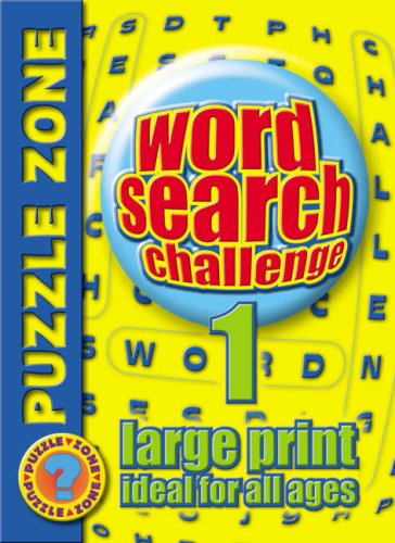 Word Search Challenge 1 and 2 by